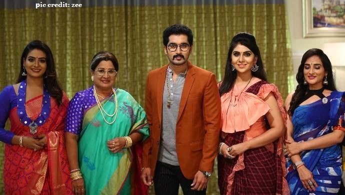 Hitler Gari Pellam 21 August 2020 Written Update Full Episode 5 In Telugu