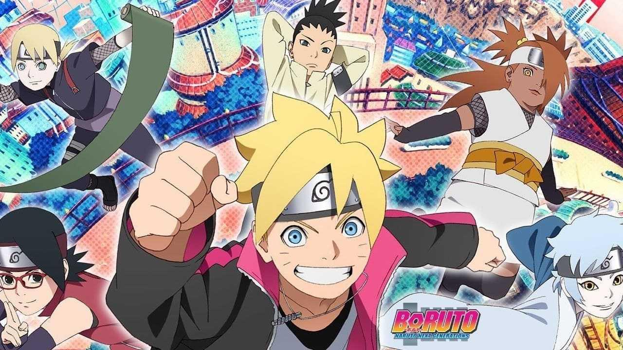 Boruto Naruto Next Generation Episode 166