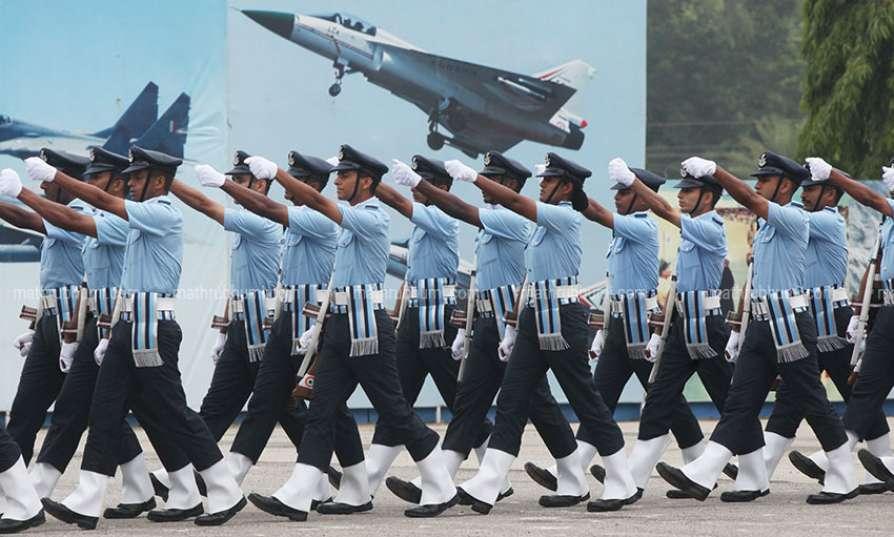 IAF Bihar Recruitment Rally 2020