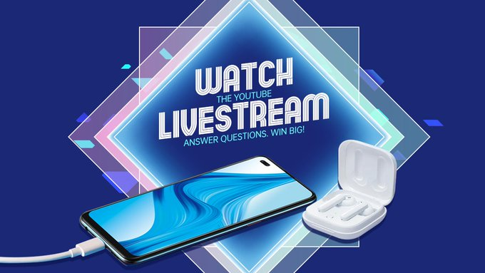 OPPO F17 Series Launch Live