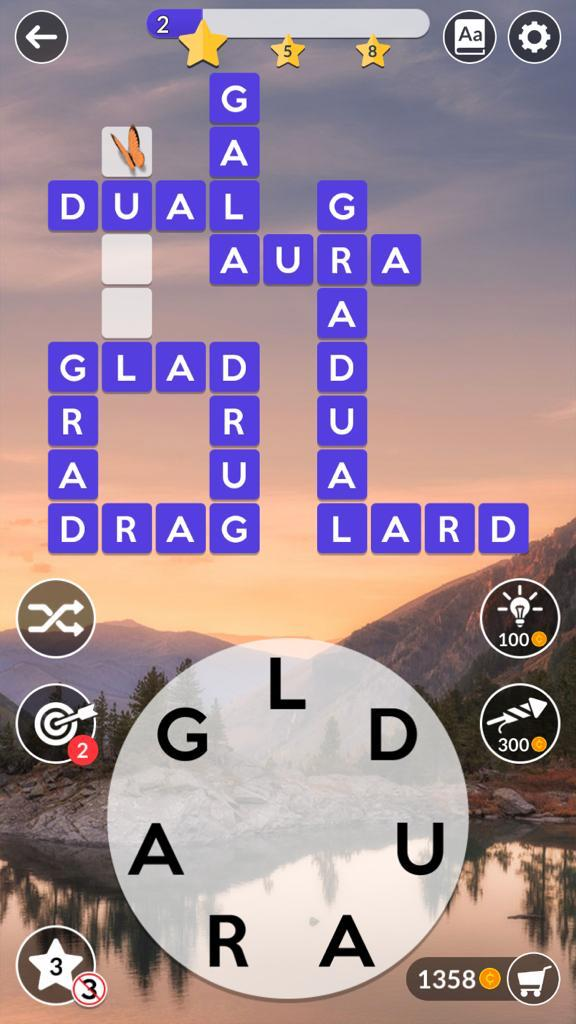 Wordscapes Daily Puzzle September 1 2020