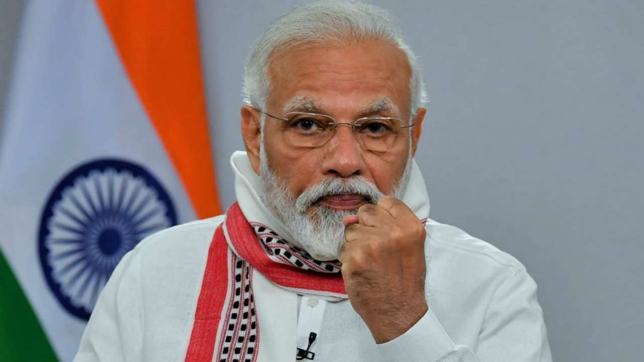 PM Narendra Modi inaugurated Ekta Mall, Aarogya Van & Kutir, Nutrion Park