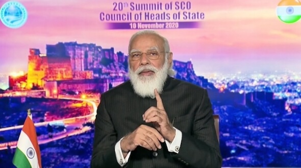 20th Summit of SCO Council