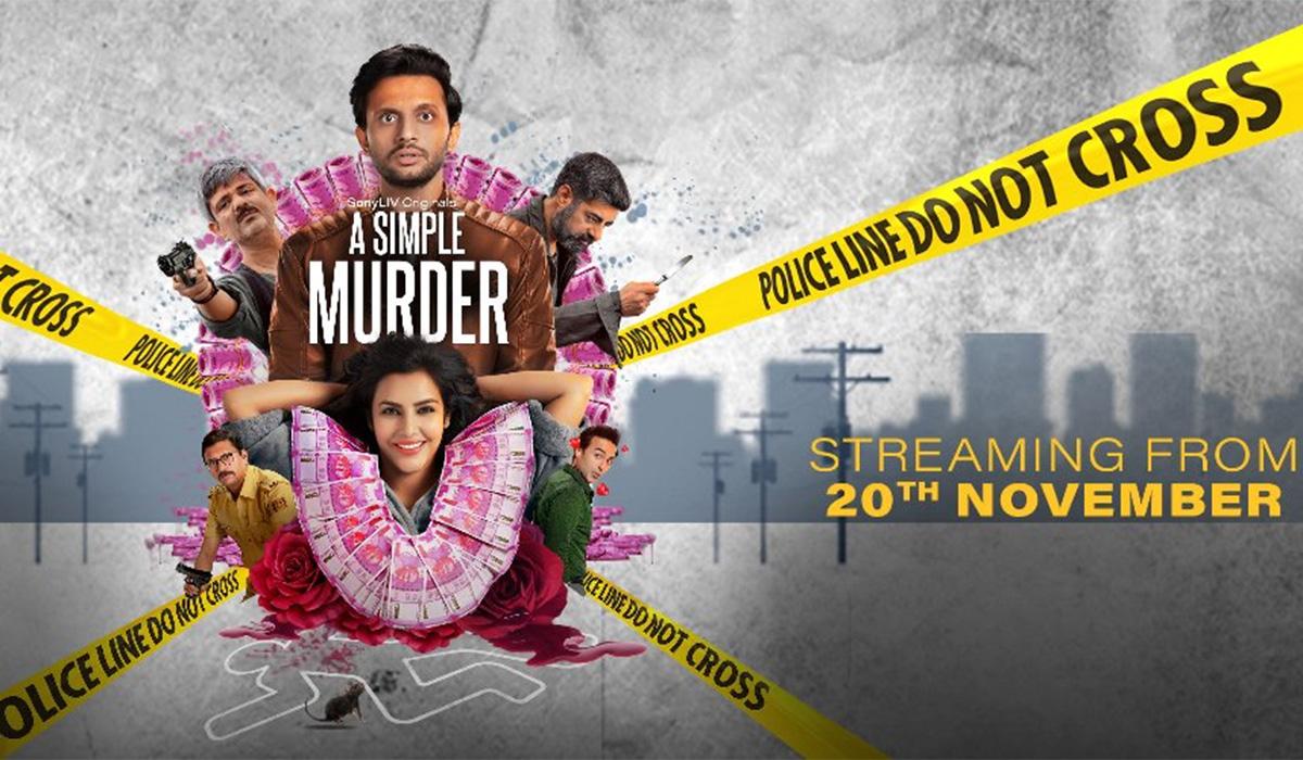 A Simple Murder Sony Liv Review IMDb
