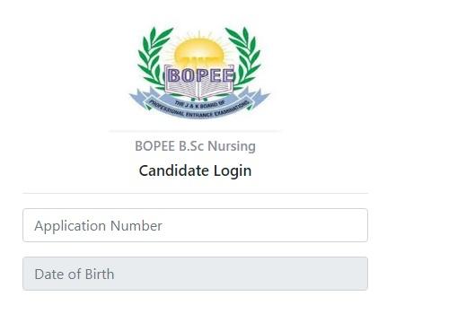 JKBOPEE Admit Card 2020 Download