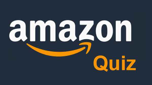 Skyneel Amazon 16 November 2020 Quiz Answers