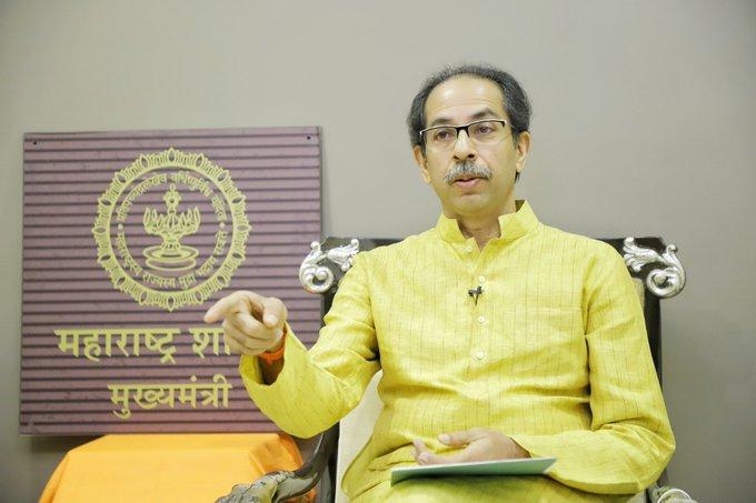 Uddhav Thackeray Addressed the people of Maharashtra