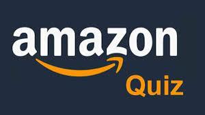 Amazon Quiz 4 December 2020