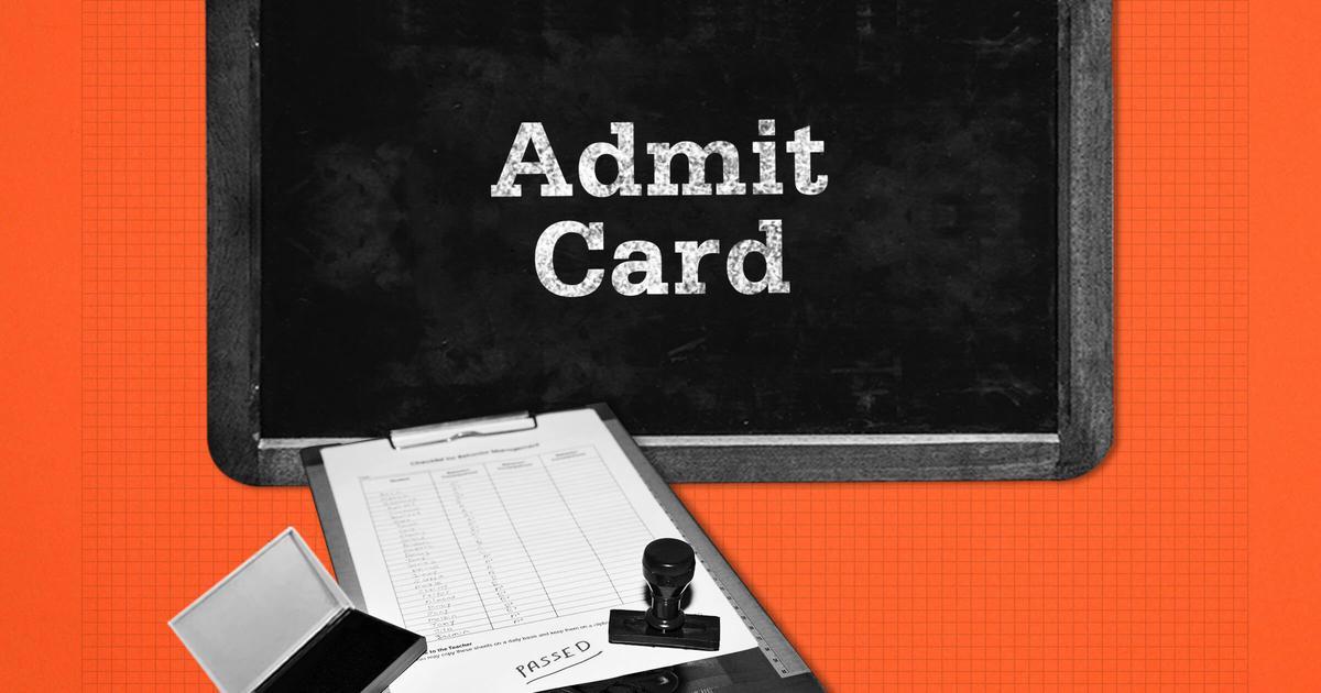 DSS Teletalk Admit Card 2020 Download