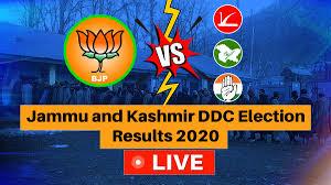 J&K DDC Election Results