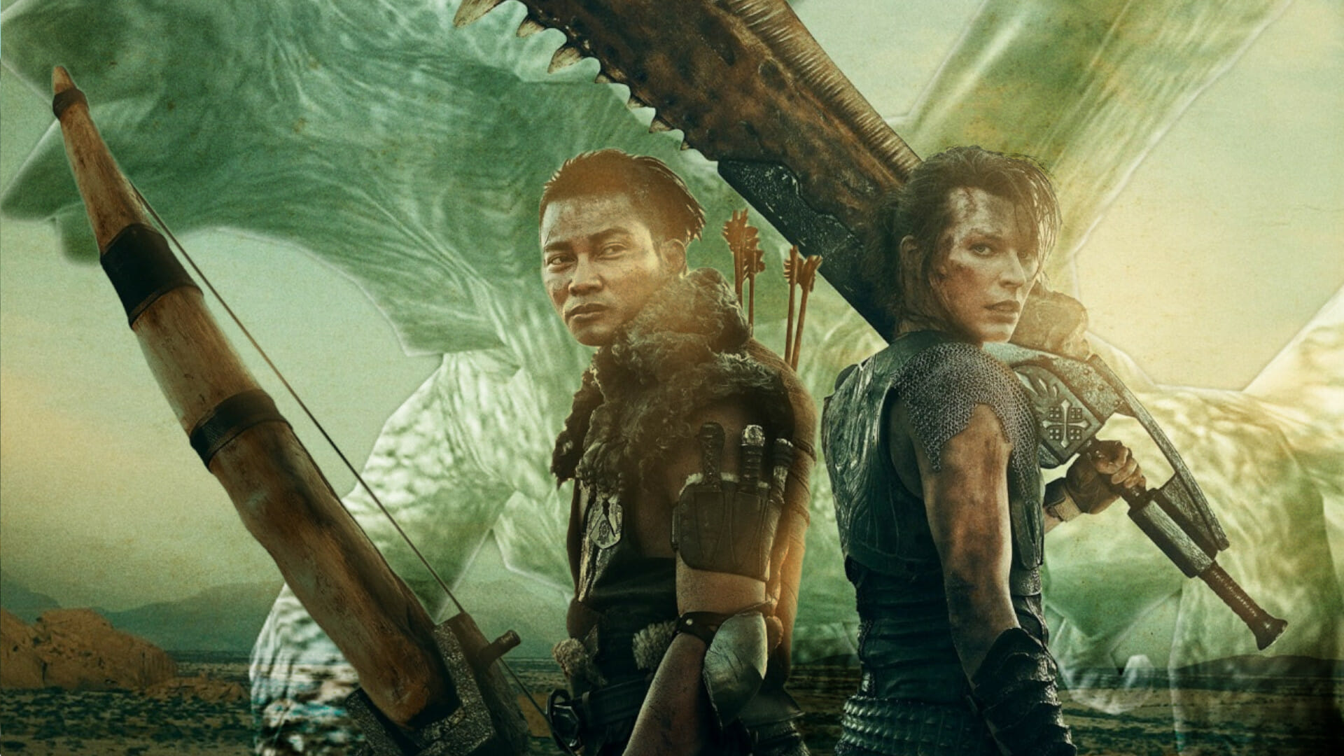 Monster Hunter Movie IMDb Review Rating