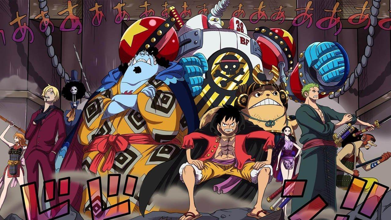 Baca Manga One Piece Chapter 1002