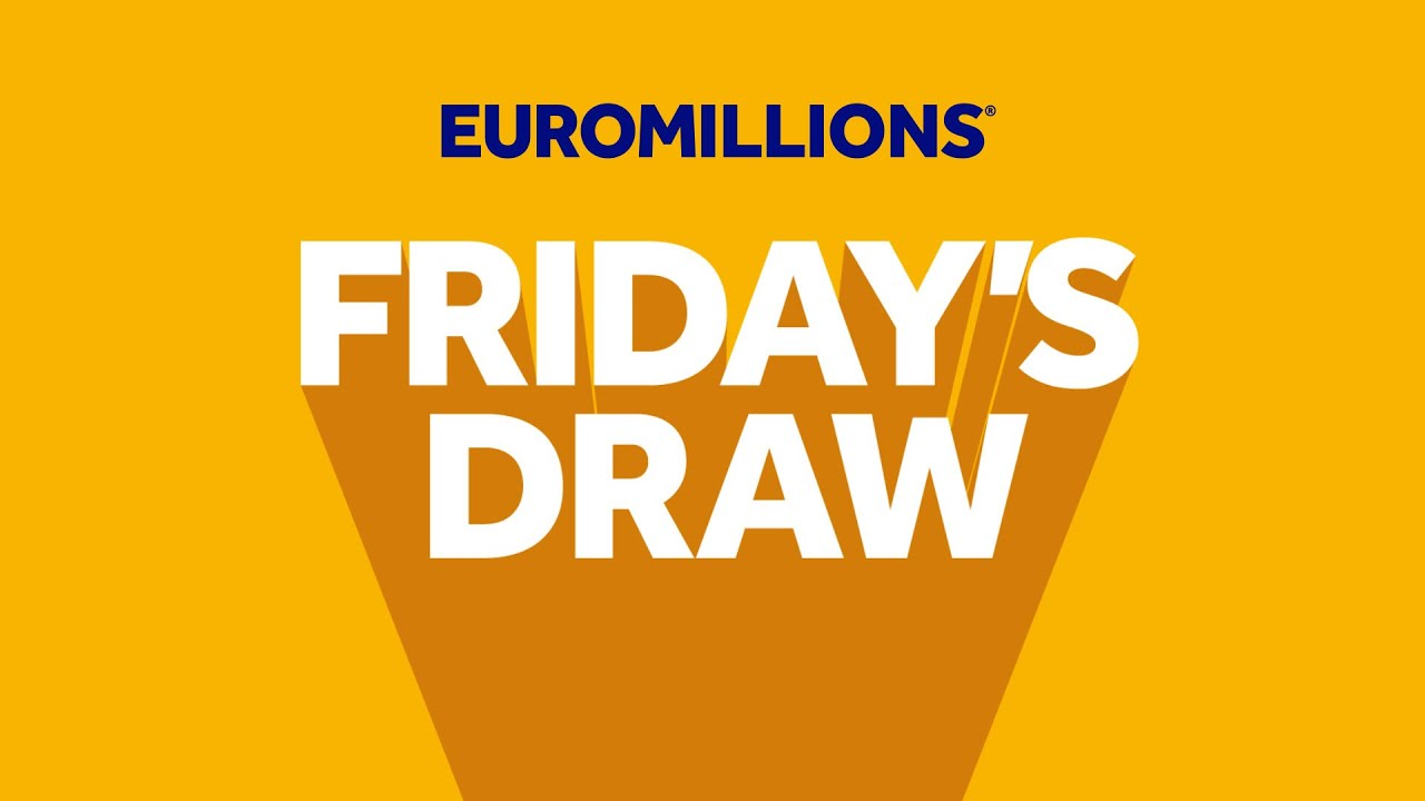 UK EuroMillions Results Friday 22 January 2021
