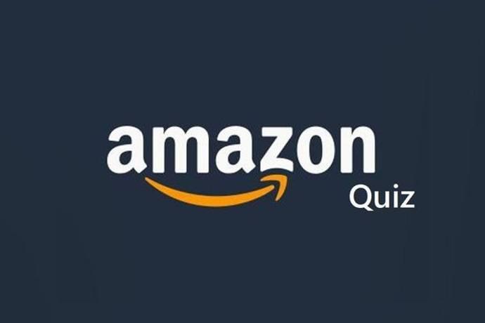 Amazon 2 February 2021 Quiz Answers