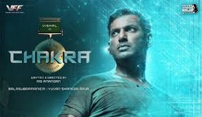 Chakra Movie Available For Download Online on Tamilplay and Tamilrockers other sites