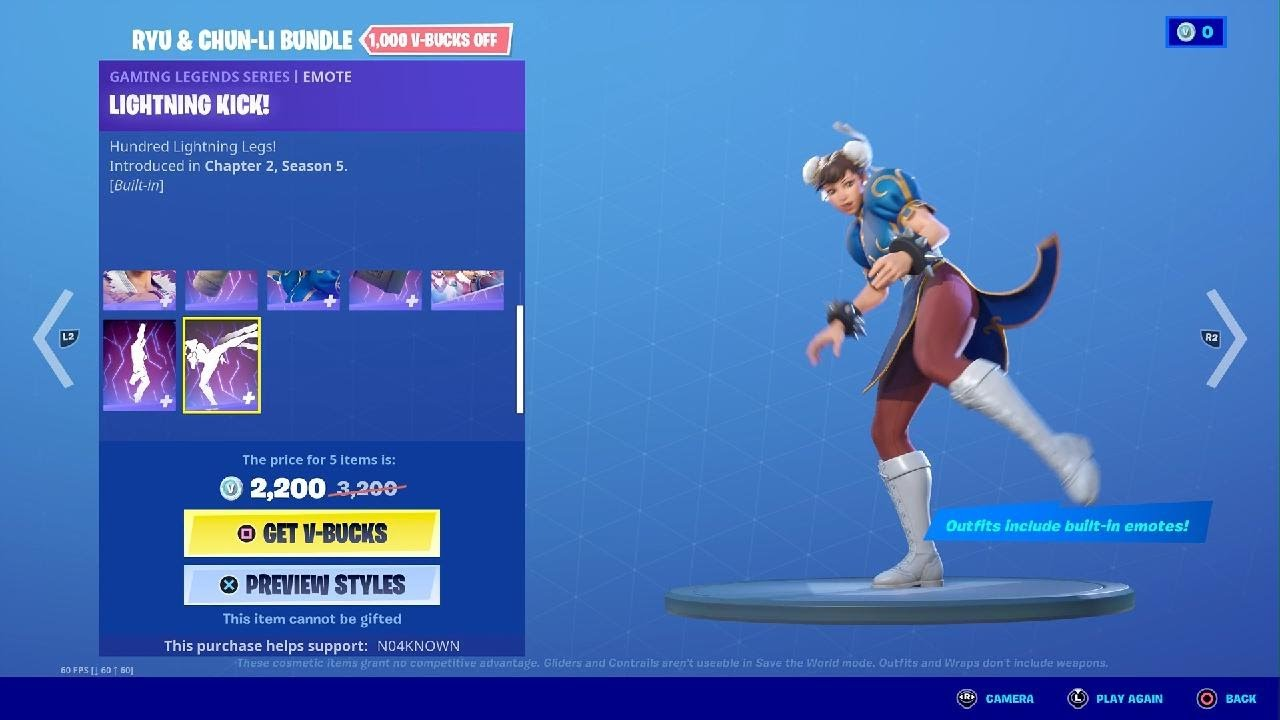 Fortnite Item Shop Feb 21 2021 Check today featured items details and preview styles