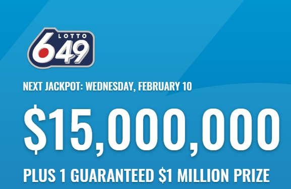 Lotto 649 Feb 10 2021 Winning Numbers