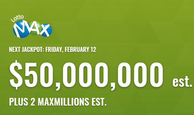 Lotto Max Feb 12 2021 Winning Numbers