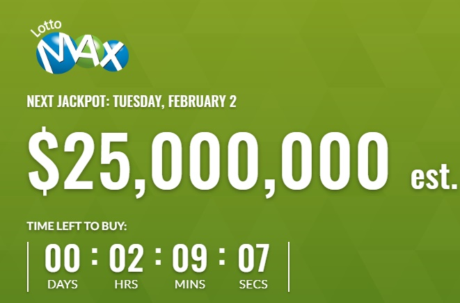 Lotto Max Feb 2 2021 Winning Numbers