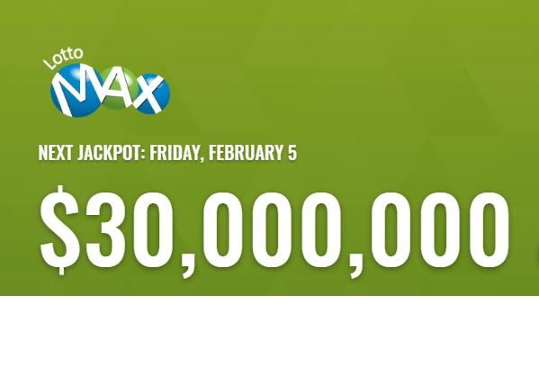 Lotto Max Feb 5 2021 Winning Numbers
