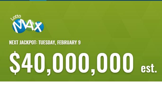 Lotto Max Feb 9 2021 Winning Numbers