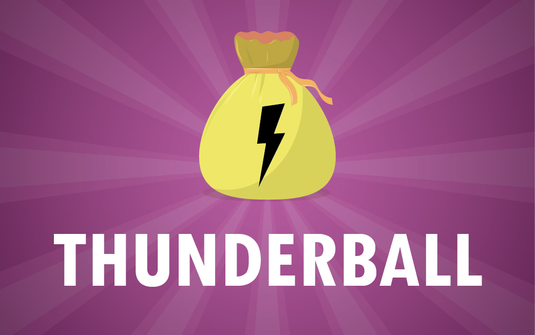 Thunderball Results For Saturday 27th February 2021