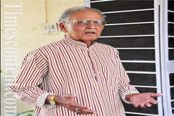 Former Rajasthan, Gujarat Governor Anshuman Singh Dies at 86. Check more details