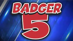 Badger 5 Winning Numbers March 28 2021