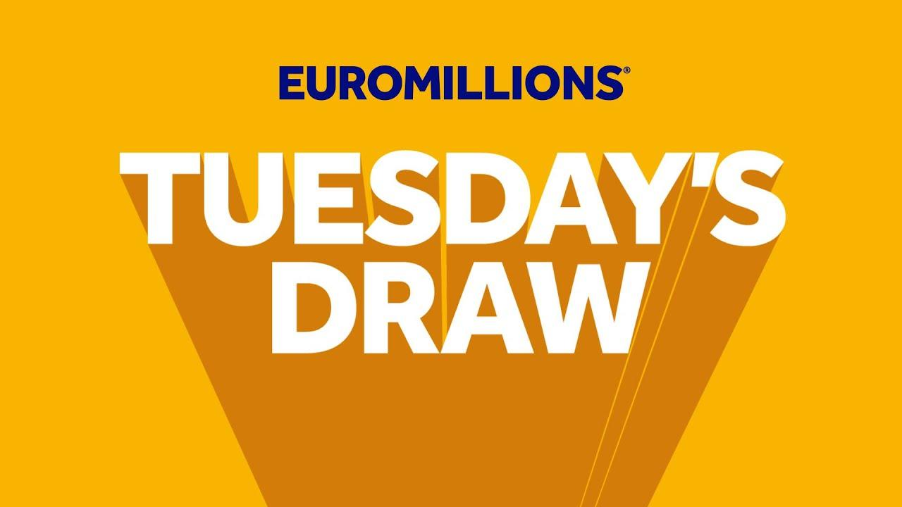 EuroMillions Results For 9th March 2021
