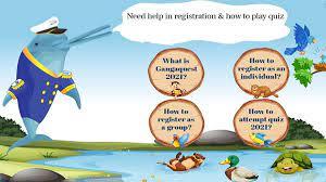 Ganga Quest 2021 Registration