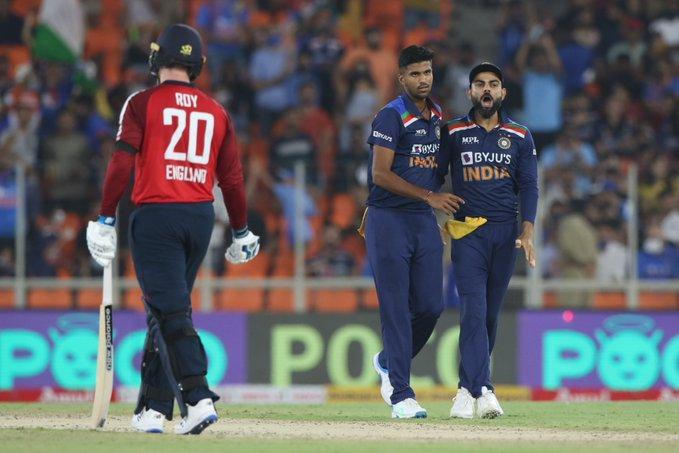 India vs England 2nd T20I 2021