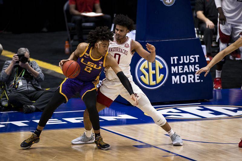 LSU vs Alabama Basketball Prediction