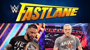 WWE Fastlane 2021 Live Results Wrestleview