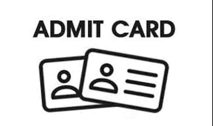 CCSU Admit Card 2021 Sarkari Result