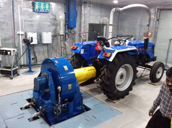 Central Farm Machinery Training & Testing Institute