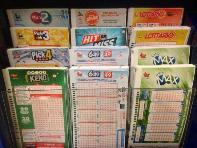 Lottario Winning Numbers April 3 2021