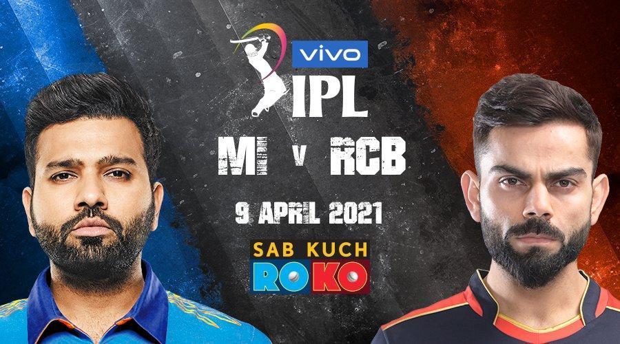 MI vs BLR Dream11 Prediction For 9th April 2021 Cricket Match, Team Lineups, Tips