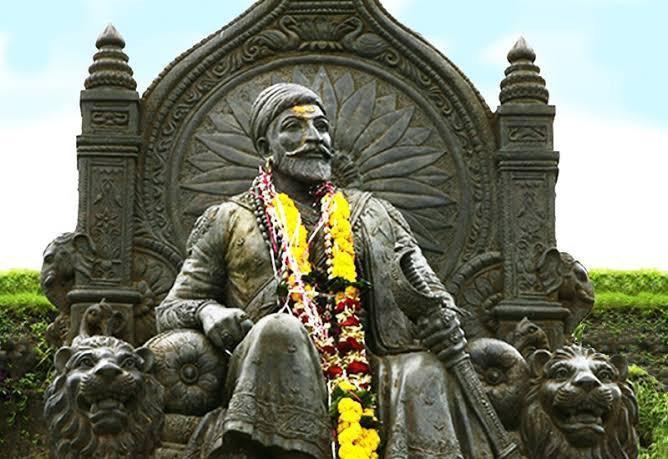 Shivaji Maharaj Punyatithi Status 3 April 1680