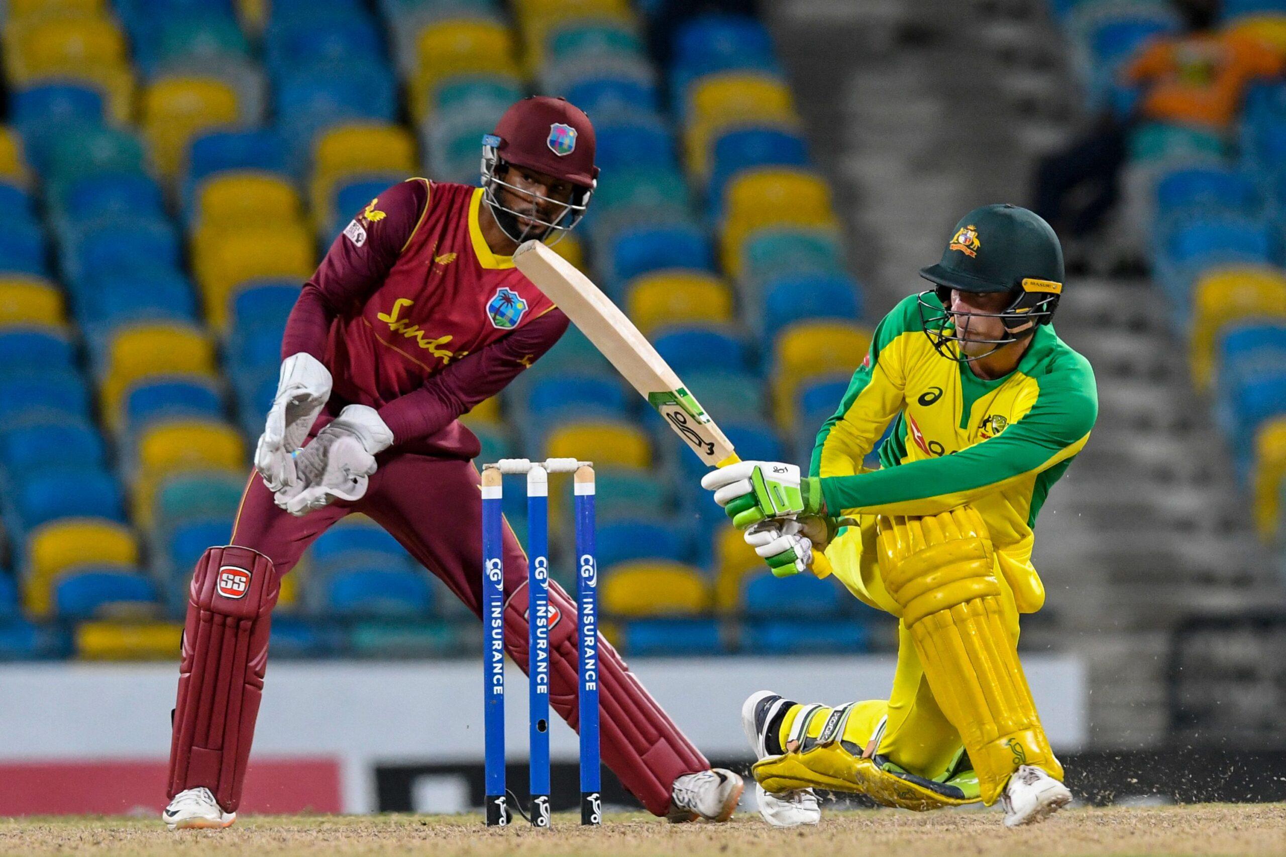 Australia claim a 2-1 Series Win
