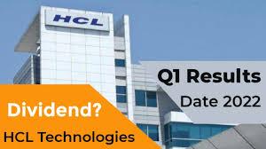 HCLTECH Q1 Results 2021-2022