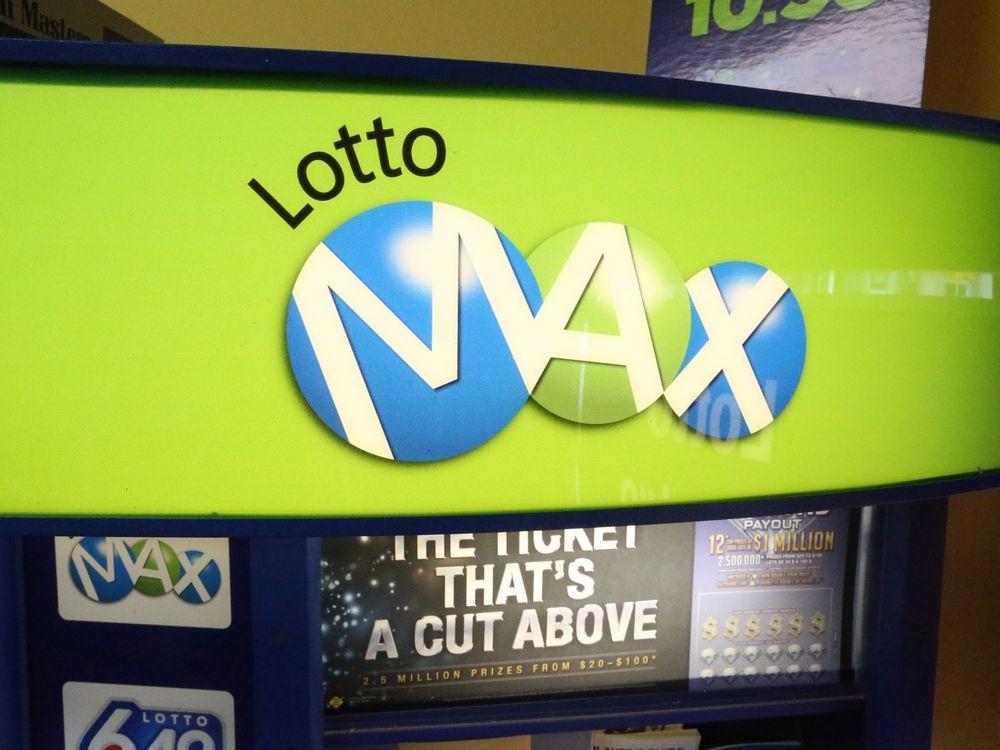 Lotto Max July 9 2021