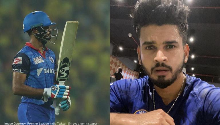 Shreyas Iyer Started Training For IPL 2021