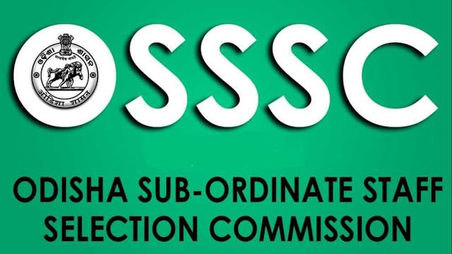 OSSSC RI Answer Key 2021