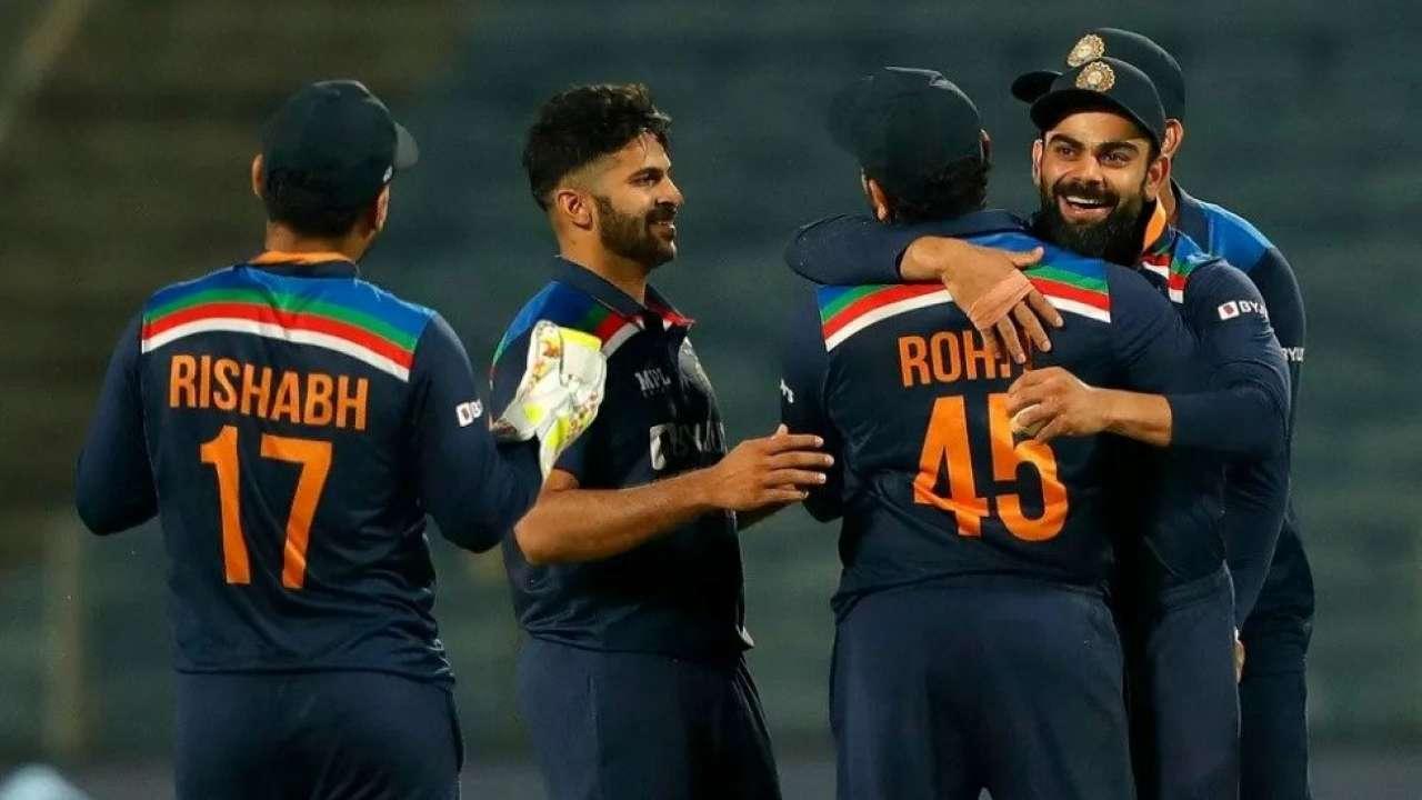 India Men's Cricket Team Upcoming Home International Season 2021-2022