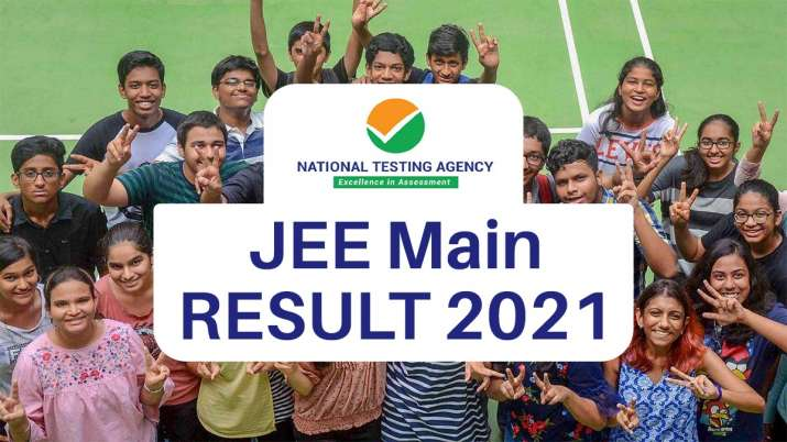 JEE Main Session 4 Result 2021
