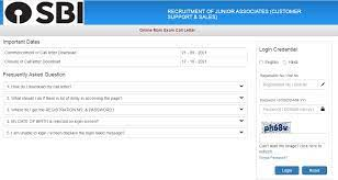 SBI JA Mains Admit Card 2021