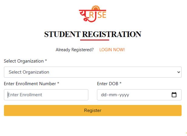 URISE Portal Registration 2021 Student Login