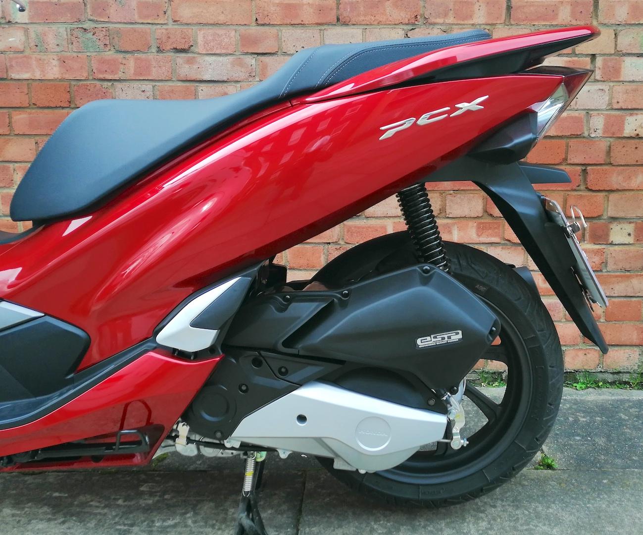 2020 Honda PCX 125, Showroom condition with 13 miles