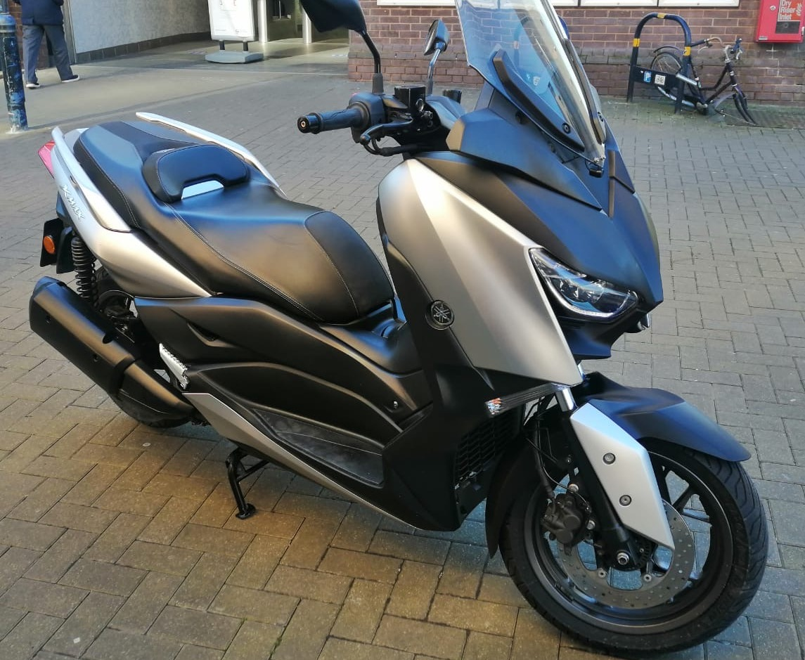 Yamaha XMax 300, One owner from new with full service history