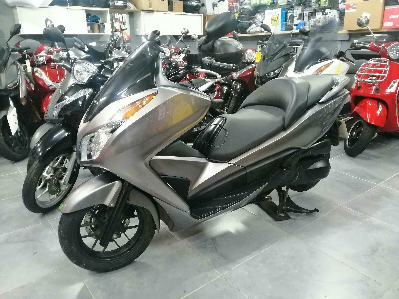 Honda Forza 300, Excellent condition with low mileage